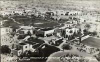 Phoenix AZ Camelback Inn Birdseye View Real Photo Postcard