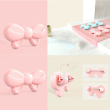 Bowknot Shape Brooches Pin Cartoon Badge Brooch Scarf Clothes Accessories MA