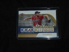 2006 Ultra Strikeout Kings #10 John Smoltz SP Braves HOFer