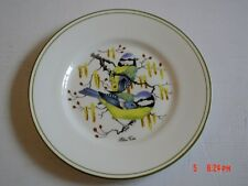 Elizabethan Staffordshire Fine Bone China Collectors Plate BLUE TIT
