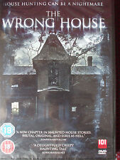 "The Wrong House DVD.""House Hunting Can Be A Nightmare"".Region 0/Worldwide.SEALED"