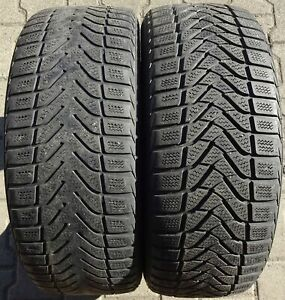 2 Winter Tyre Winterhawk M+S 205/55 R16 91H RA2054