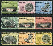 Honduras 1965 Olympiade Olympics Tokyo Dienst 230-238 Postfrisch RAR