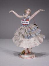 + # a007358 Goebel ARCHIVIO Frankenthal signora dama in abito balla CORONA