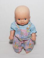 "Lauer Playmates water baby 13"" with Squeaker and Outfit 2012"