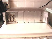 Axis video server rack c/w 3x 241Q 4-channel blade