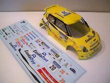 Decals / Calcas al agua escala 1/32 Suzuki Swift S 1600  Rally Principe 2011