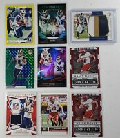 GURLEY, COOKS, KUPP - Rams 2020 National Treasures Mosaic Prizm patch relic lot