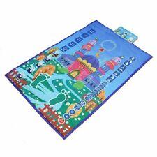 More details for talking prayer mat children's educational interactive kids salah muslim gift