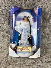 Disney's Pocahontas with Meeko Winter Moon 1999 Mattel 23964 Vintage