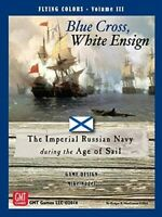GMT Games Blue Cross, White Ensign Board Game 1415
