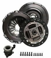 DUAL MASS TO SINGLE FLYWHEEL CLUTCH CSC VAUXHALL ASTRA MKV 1.3 CDTI 2004-10 6 SP
