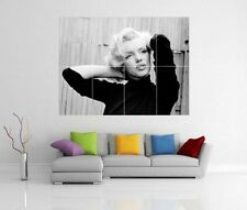 MARILYN MONROE GIANT WALL ART PICTURE PRINT POSTER G91