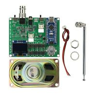 SI4732 All Band Radio Receiver Support FM AM (MW And SW) SSB (LSB And USB) DIY