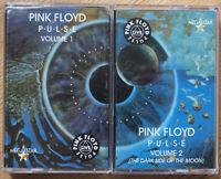 PINK FLOYD - PULSE VOL 1 & 2 (MEGASTAR 199171) 1995 SAUDI ARABIA 2x CASSETTE SET