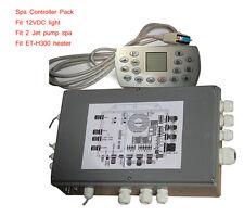 Jazzi spa Controller JAZZI2-2P Controller box+Display Panel Fit Ethink heater