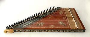 PROFESSIONAL TURKISH KANUN QANUN STRING MUSICAL INSTRUMENT MK-123