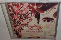 STEVE VAI THE STORY OF LIGHT (2012) BRAND NEW SEALED CD