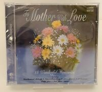 K-TEL TO MOTHER WITH LOVE - Wonderful Memories CD