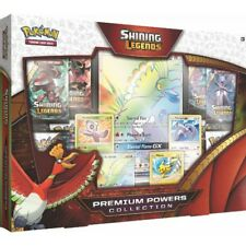 Premium Powers Collection Pokémon TCG Shining Legends Now