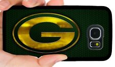 GREEN BAY PACKERS NFL PHONE CASE FOR SAMSUNG NOTE & GALAXY S3 S4 S5 S6 S7 S8 S9