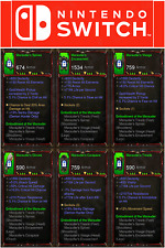 Diablo 3 [Softcore] - Nintendo-commutateur Full Primal Marauder Demon Hunter Set