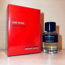 Frederic Malle Une Rose Eau De Parfum 100 ml / 3.4 fl.oz Sealed. 100% Authentic
