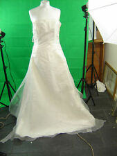 Unbranded Chiffon Plus Size Wedding Dresses