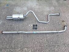 NISSAN FIGARO EXHAUST SYSTEM 1.0 TURBO 1991> MA10ET FK10 Inc. GASKETS & MOUNTS