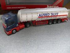 1/87 Herpa Scania Alfred Talke Tank-Sattelzug 144759 E
