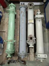 Röhrenwärmetauscher, Halberg, Top-Zustand/Qualität Lagerauflösung