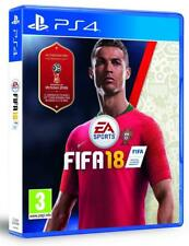 """Juego Sony PS4 """"FIFA 18"""""""