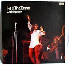 """12"""" vinyle Ike & tina turner-get it together"""
