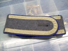EAST GERMAN SHOULDER BOARDS , SERGEANT, (PAIR), UNISSUED, NEW.