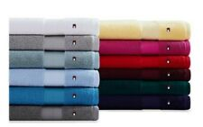 Tommy Hilfiger - Modern American - Cloth Hand Towels in White, Blue & Mist Blue