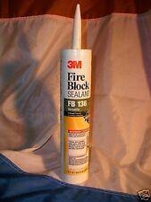 3M FB136/FB 136 Fire Block Sealant - Residential NEW