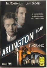 Dvd Arlington Road - L'inganno con Jeff Bridges e Tim Robbins 1999 Usato