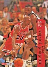 Michael Jordan NBA Basketball Trading Cards 1995-96 Season