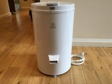 INDESIT ISDG428 4KG GRAVITY SPIN DRYER—ONLY USED TWICE—WHITE—BARGAIN
