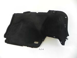 2008 LEXUS IS F REAR TRUNK CARGO RIGHT PASSENGER SIDE COVER PANEL 624 #A14 A