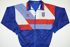 1989-1992 IPSWICH TOWN UMBRO FOOTBALL JACKET (SIZE Y)