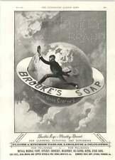1894 CE SINGE voyages autour du monde mais ne sera pas Laver Vêtements