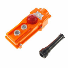 COB-61H For Hoist Crane industrial Control Station Push Button Switch Emergency