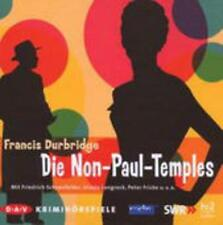 Francis Durbridge 'Die Non-Paul-Temples': La Boutique, Tief in der Nacht u. a.