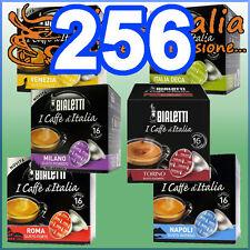 256 Capsule caffè BIALETTI A SCELTA Mokespresso cialde alluminio - Mokona
