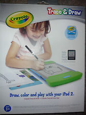 Crayola Trace & Draw for iPad 2 by Griffin NEW SUPER CHEAP DEAL 4 UR KID NEXT PR