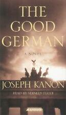 The Good German by Joseph Kanon (2001, Cassette, Abridged)