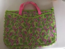 GUC Lilly PulitzerLaptop Computer Bag Carry Tote Limeade Floaters
