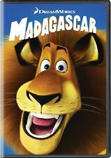 Madagascar (DVD, 2015, Widescreen) new free shipping