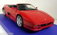 UT Models 1/18 Scale 180 074030 Ferrari F355 Spider 1994 Red Diecast model car